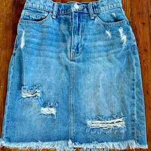 GAP Skirts - Gap denim skirt